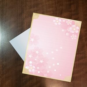 🌸 24pc stationery sets with envelopes 🌸